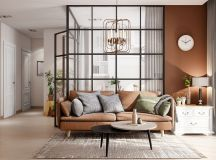 Living Rooms With Brown Sofas: Tips And Inspiration For ...
