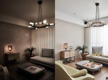 Family Home With Dashes Of Pastel Colour Decor images 7