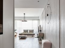 Family Home With Dashes Of Pastel Colour Decor images 8