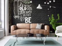 Living Rooms With Brown Sofas: Tips And Inspiration For Decorating Them images 15