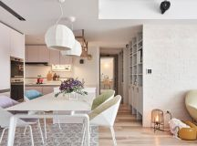 Family Home With Dashes Of Pastel Colour Decor images 13