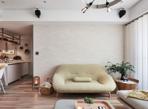 Family Home With Dashes Of Pastel Colour Decor images 4