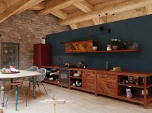 A Cozy Modern Rustic Cabin In The Trees images 6