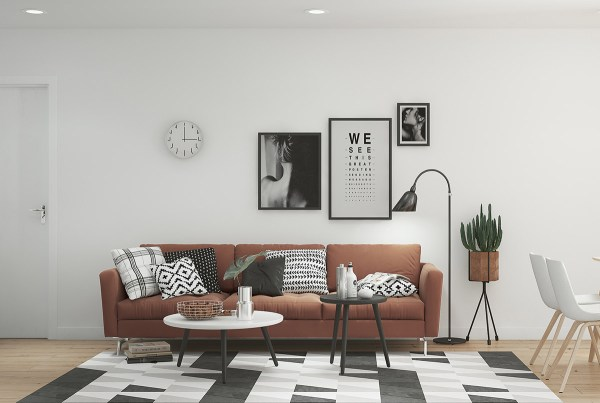 Living Rooms With Brown Sofas Tips And Inspiration