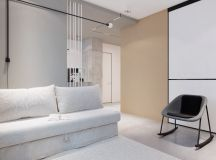 Modest Size Modern Interiors That Flirt With Feature Walls images 23