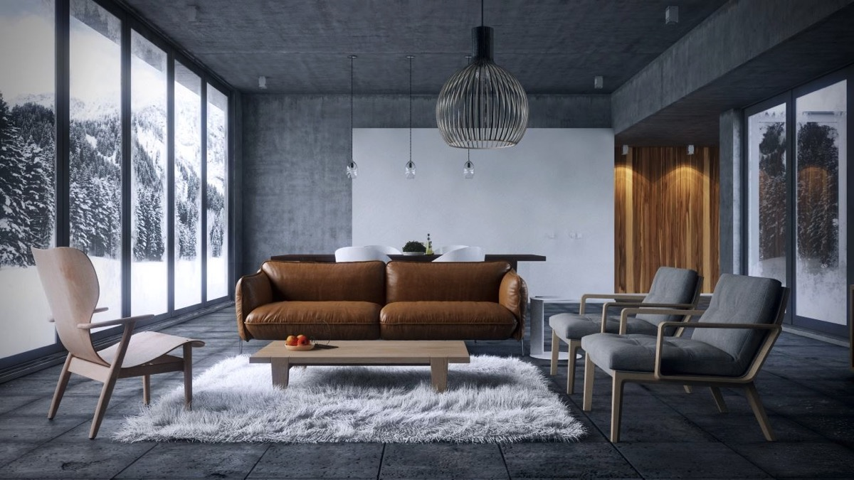living rooms with brown couches square room sofas tips inspiration for decorating them 19
