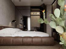 Luxury Apartment Interior Design Using Copper: 2 Gorgeous Examples images 30