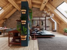 A Cozy Modern Rustic Cabin In The Trees images 8