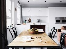 3 Scandinavian Homes with Cozy Dining Rooms images 31