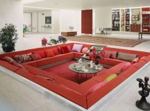 Detailed Guide & Inspiration For Designing A Mid-Century Modern Living Room images 24