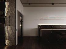 Luxury Apartment Interior Design Using Copper: 2 Gorgeous Examples images 24