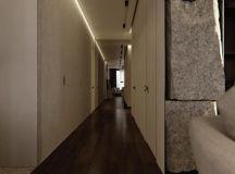 Luxury Apartment Interior Design Using Copper: 2 Gorgeous ...