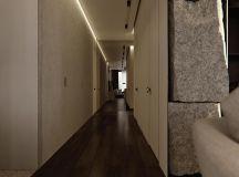 Luxury Apartment Interior Design Using Copper: 2 Gorgeous Examples images 31