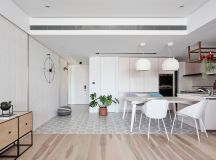 Family Home With Dashes Of Pastel Colour Decor images 11