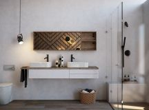 40 Double Sink Bathroom Vanities   Amazing Decor Ideas for ...