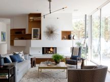 Detailed Guide & Inspiration For Designing A Mid-Century Modern Living Room images 26