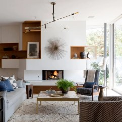 Mid Century Modern Living Room Colour Scheme For With Dark Brown Sofa 30 Mesmerizing Rooms And Their Design Guides 27