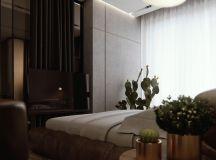 Luxury Apartment Interior Design Using Copper: 2 Gorgeous Examples images 29