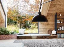 A Cozy Modern Rustic Cabin In The Trees images 14