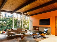 Detailed Guide & Inspiration For Designing A Mid-Century Modern Living Room images 20
