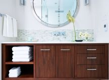 40 Modern Bathroom Vanities That Overflow With Style images 10