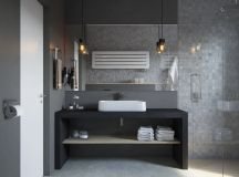 40 Modern Bathroom Vanities That Overflow With Style images 29
