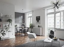 3 Scandinavian Homes with Cozy Dining Rooms images 2