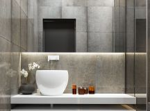 40 Modern Bathroom Vanities That Overflow With Style images 25