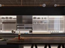 Luxury Apartment Interior Design Using Copper: 2 Gorgeous Examples images 8