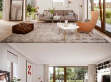 Detailed Guide & Inspiration For Designing A Mid-Century Modern Living Room images 0