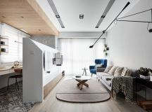 50 Modern Living Rooms That Act As Your Home's Centrepiece images 23