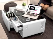 Product Of The Week: A Hi-tech Coffee Table With Built In ...