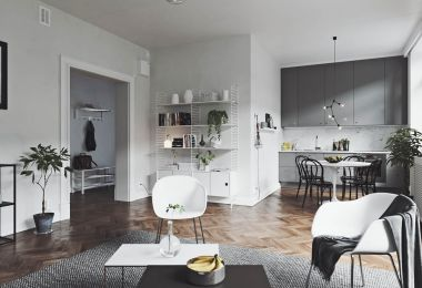 3 Scandinavian Homes with Cozy Dining Rooms