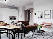 3 Scandinavian Homes with Cozy Dining Rooms images 28