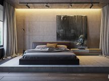 Three Homes Using Exposed Brick, Wood Panelling and Grey To Their Advantage images 5