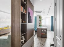 Apartment With Energised Colour Scheme images 9