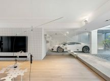 A Car Lover's Ideal Home In Hong Kong images 0