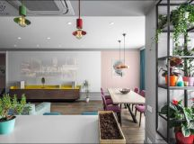 Apartment With Energised Colour Scheme images 0