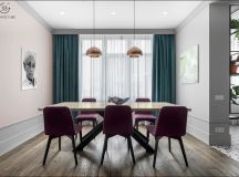 Apartment With Energised Colour Scheme images 4