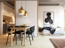 4 Small Studio Interior Designs That Give Little Places A Lift images 21