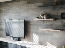 How To Make A Cat Happy: Cat Friendly Home Design images 4