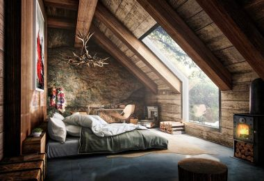 Rustic Bedrooms: Guide And Inspiration For Designing Them