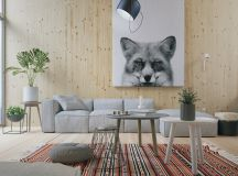 Modern Cabin Interior Design: 4 Inspiring Examples To Get Your Creative Juices Flowing images 0
