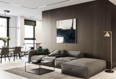 Interior Design Around Walnut Wood Finishes: 3 Great Examples