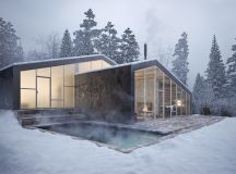 Modern Cabin Interior Design: 4 Inspiring Examples To Get Your Creative Juices Flowing images 9