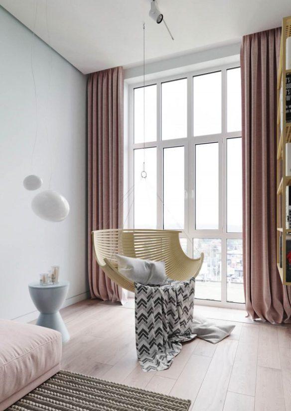 Three Pretty Pastel Home Decor Schemes – Free Cad Blocks & Drawings
