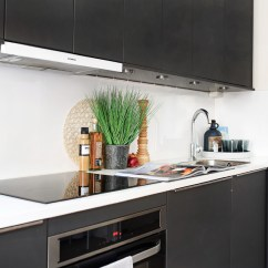 Extractor Fan Kitchen Types Of Counters 4 Small Studio Interior Designs That Give Little Places A Lift