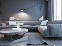 40 Grey Living Rooms That Help Your Lounge Look Effortlessly Stylish and Understated images 9