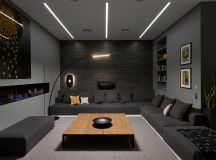 40 Grey Living Rooms That Help Your Lounge Look Effortlessly Stylish and Understated images 13
