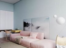 Three Pretty Pastel Home Decor Schemes images 11